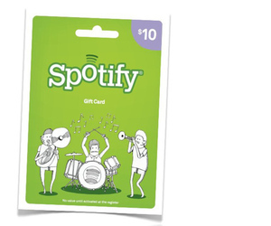 Spotify gift cards arrive at US Target stores | The Shape of Music to Come | Scoop.it