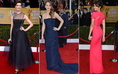SAG Awards 2013: veja os looks das famosas no tapete vermelho! | Moda e Beleza | Scoop.it