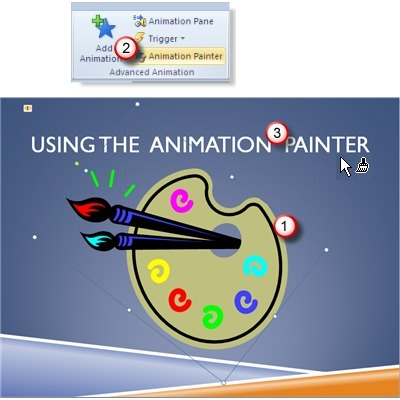 PowerPoint 2010 Animation Painter | Best Free Online Presentation Tools | Scoop.it