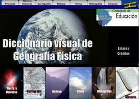 Enlaces TIC 5º Primaria: Diccionario visual de Geografía ... - Edu-Red | La Geografía de hoy | Scoop.it