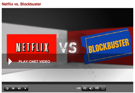 Blockbuster vs. Netflix – Best Service for Movies