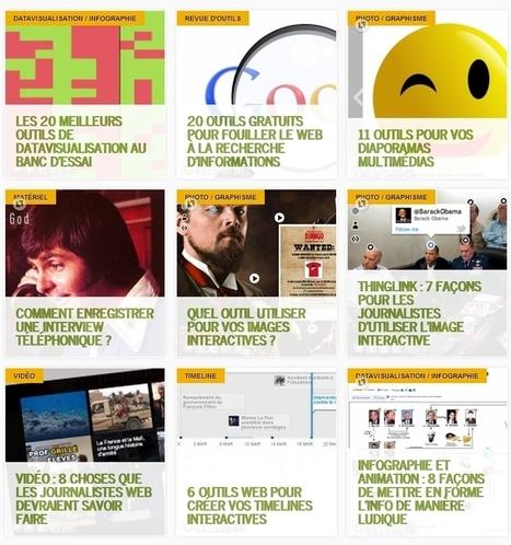 Une mine d'or pour la médiation numérique | Bibliobsession | Outils et pratiques du web | Scoop.it