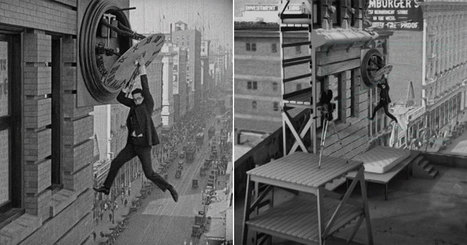 How Movie Effects Were Done in the Silent Film Era | xposing world of Photography & Design | Scoop.it