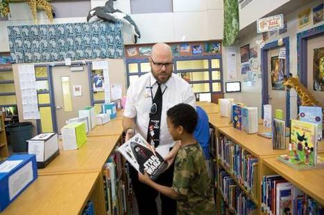 'Quiet Crisis': Are librarians in danger of being phased out of Las Vegas schools? | School Libraries | Scoop.it