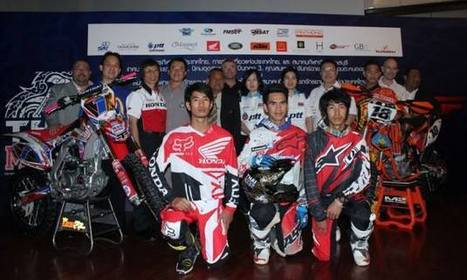 Motocross Grand Prix of Thailand set for take-off | FMSCT-Live.com | Scoop.it