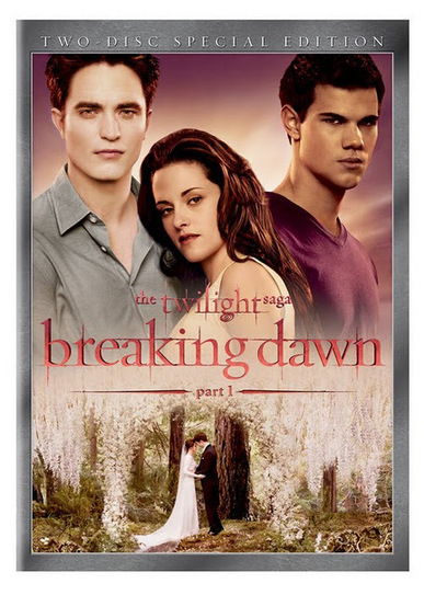 Breaking Dawn DVD Details (Personal Wedding Video?) : Breaking ... | The Twilight Saga | Scoop.it