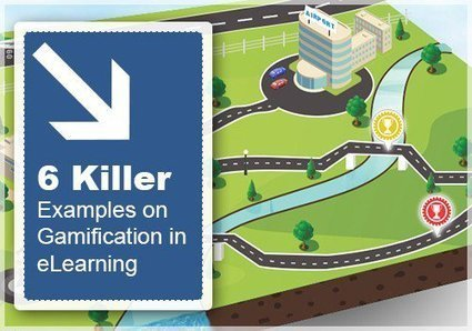 6 Killer Examples Of Gamification In eLearning - eLearning Industry | Transformational Teaching and Technology | Scoop.it