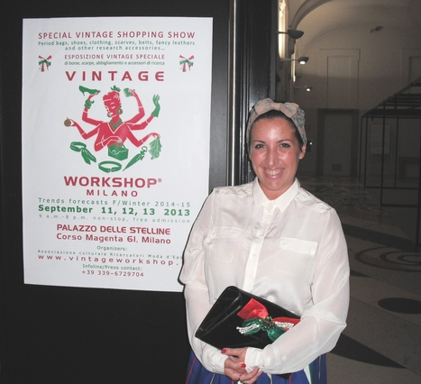 The Ladybug's Incredible Exclusive: Behind the Scenes of the Vintage Workshop® in Milan   Only the EXTRAordinary   Scoop.it