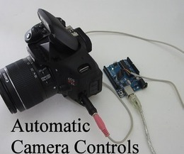 Automatic Camera Shutter Switch | Arduino in the Classroom | Scoop.it