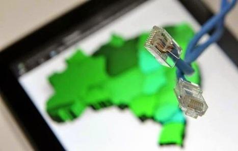 Brasil ocupa a 89ª posição no ranking de velocidade da internet   TecnoInter - Brasil   Scoop.it