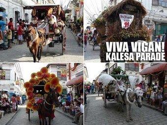 Ilocos Sur Viva Vigan Binatbatan Festival Tr
