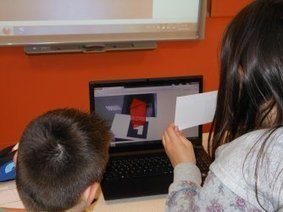 Apprendre avec la réalité augmentée - Educavox | TICE & FLE | Scoop.it