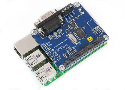 PiCAN2 CAN-Bus Board for Raspberry Pi 2/3 [RSP-