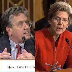 Elizabeth Warren Asks The Most Obvious Question Ever And Stumps A Bunch Of Bank Regulators   Daily Crew   Scoop.it