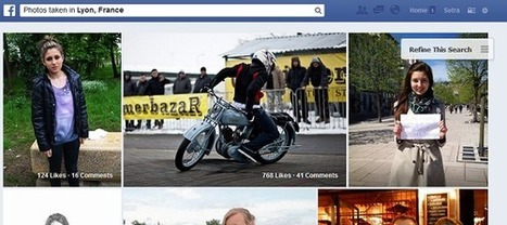 Vous voulez tester Graph Search ? Utilisez Facebook version US ! | Tourisme et marketing | Scoop.it