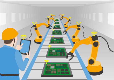 Autonomous Robots Are Changing The Way We Build And Move Products Around TheWorld   Industrie 4.0   Scoop.it