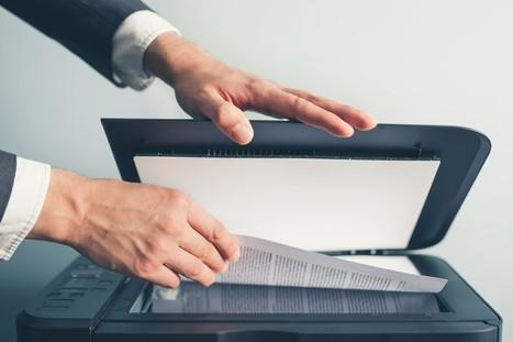 La copie électronique d'un document peut-elle désormais remplacer l'original? | DOCAPOST DAF | Scoop.it