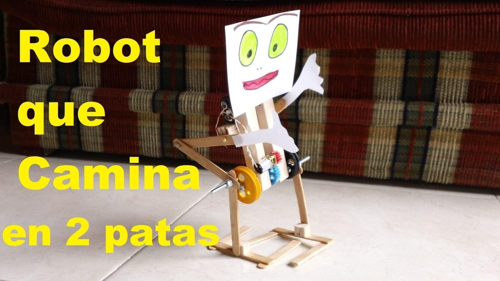 Free Online Cad Robot Caminante En 2 Patas F 225 Cil De Hac