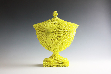 State Of The Art: 9 Intriguing Examples Of 3-D Printed Design | Co.Design | What Surrounds You | Scoop.it
