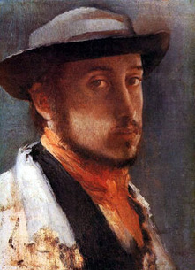 27 septembre 1917 mort d'Edgar DEGAS | Racines de l'Art | Scoop.it