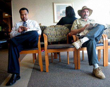 No More Waiting Room?  Change Health Care is Implementing, as Learned From Toyota   Nemetics   Scoop.it