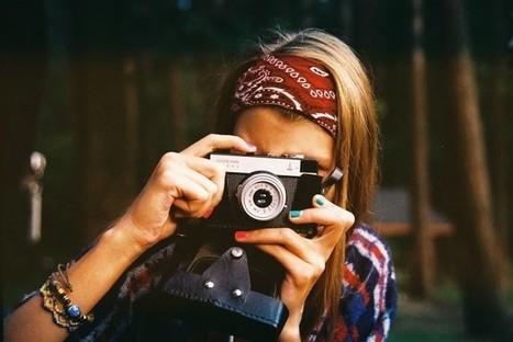 El boom de las cámaras retro y la fotografía vintage   Cultura y turismo sustentable   Scoop.it