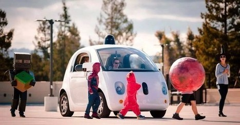 Why we don't need self-driving cars, but need to get rid of cars | great buzzness | Scoop.it