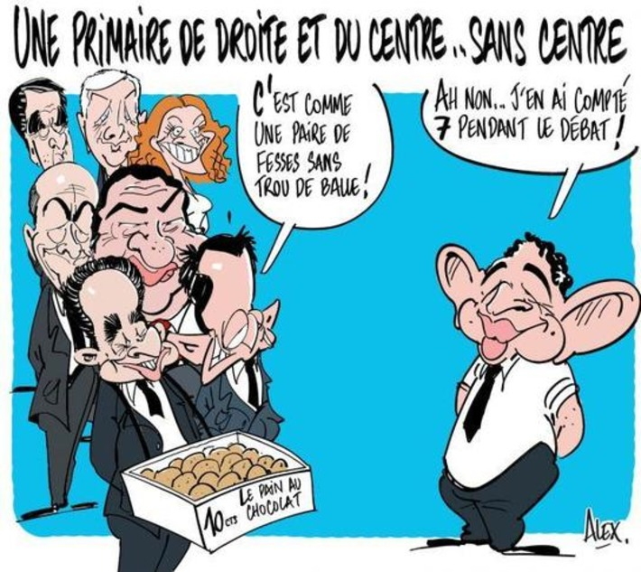 Il est où le centre ? | Baie d'humour | Scoop.it