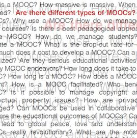 Les Moocs se cultivent | MOOC OER | Scoop.it