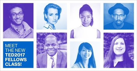 Meet the 2017 class of TED Fellows and Senior Fellows | Dyslexia, Dyspraxia, ADD, ADHD, LD, Autism (etc. conspiracy labels out there)  Education Tools & Info | Scoop.it