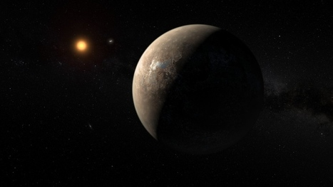 Earth-like planet found orbiting the star next door | Techy Tips | Scoop.it