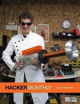Hacker Monthly   October 2012   creativity101   Scoop.it