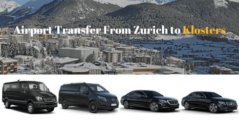Zurich Airport to Klosters Transfer