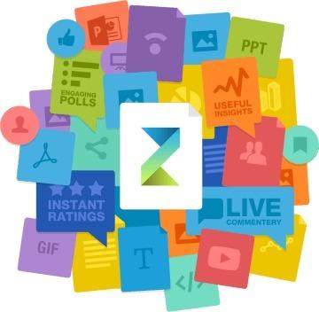 Presentation Software - Zeetings | BoekTweePuntNul | Scoop.it