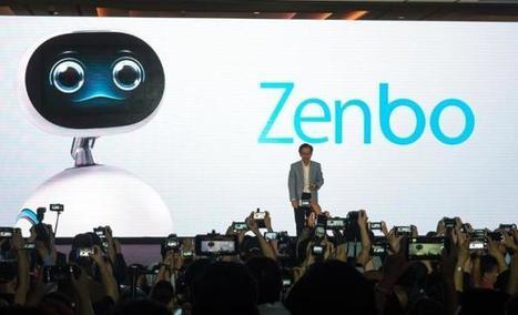 (Vidéo) Le robot Zenbo d'Asus arrive | Une nouvelle civilisation de Robots | Scoop.it