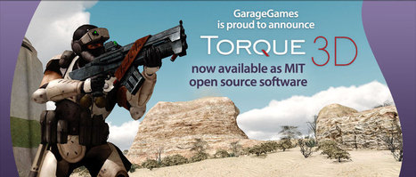 Torque 3D | Products | GarageGames.com | Coding resources | Scoop.it