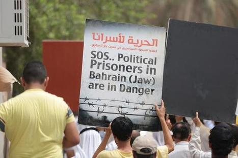 Al Khawaja's Secret Hunger Strike Gone Public in Protest of Torture in a Bahraini Prison · Global Voices | Human Rights and the Will to be free | Scoop.it