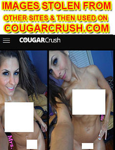 CougarCrush.com Is Filled With Fake Dating Profiles Used To Get You To Buy  A Membership