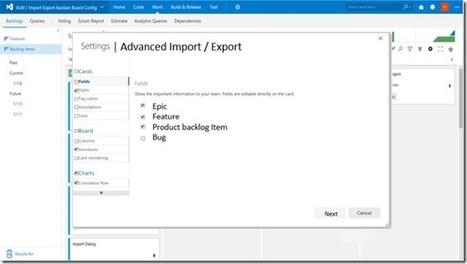 Early Overview: Kanban Board Export | Visual Studio ALM | Scoop.it