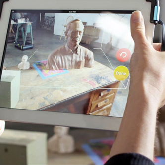 New Hardware Brings Augmented-Reality Gaming and 3-D Scanning to Mobile Devices | MIT Technology Review | Wiki_Universe | Scoop.it