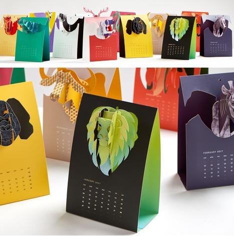 Jungle kalender - Blokboek - Communication Nieuws | BlokBoek e-zine | Scoop.it