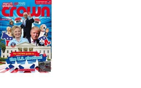 Crown - November / December 2016 | L'ACTU du CDI | Scoop.it