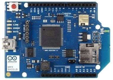 Arduino Blog » Blog Archive » The Arduino Wifi Shield is now available | Développement, domotique, électronique et geekerie | Scoop.it