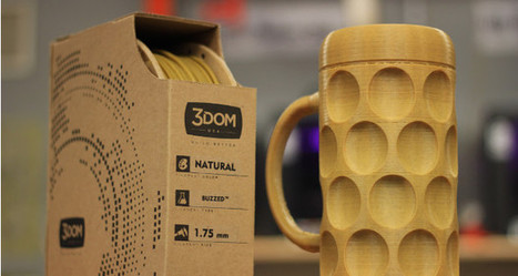 10 initiatives qui combinent l'impression 3D et l'écologie - 3Dnatives | Jisseo :: Imagineering & Making | Scoop.it