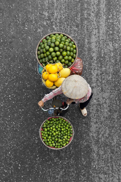 I Spend Days On Bridges To Take Images Of Vendors | The Landscape Café | Scoop.it