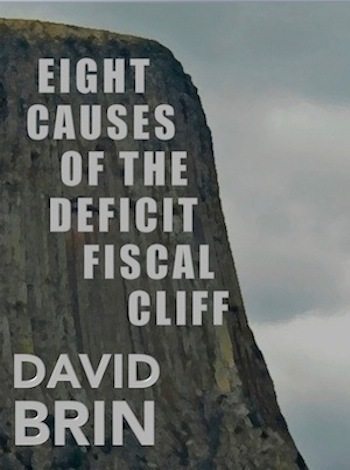 "Eight causes of the deficit ""fiscal cliff."" Which party is most responsible? 