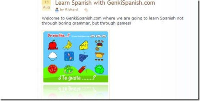 5 Free Games To Learn Spanish Online | Nouvelles des TICE | Scoop.it