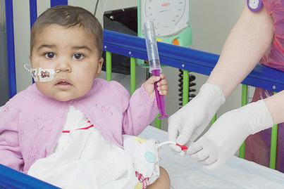 La rémission spectaculaire d'une fillette britannique atteinte de leucémie source d'espoir | Aidants familiaux | Scoop.it