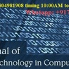 International Journal of Emerging Trends & Technology in Computer Science (IJETTCS) ISSN 2278-6856