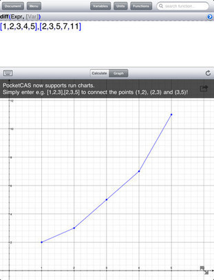 App Store - Free Graphing Symbolic Calculator - PocketCAS lite | How To Be A Science App Rockstar | Scoop.it